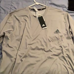 Adidas climalite exercise shirt